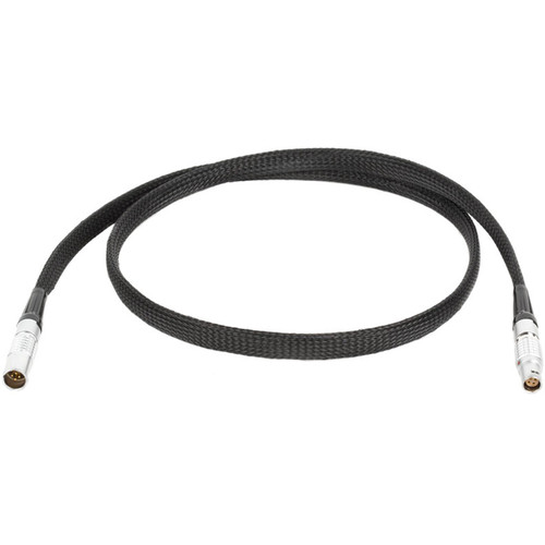 "Wooden Camera Canon C300 Mark II FLEX Power Cable Extension (Straight, 36"")"
