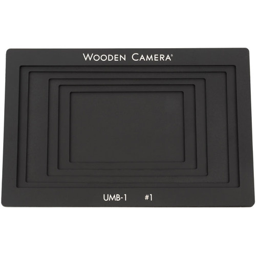 Wooden Camera UMB-1 Hard Matte Set for Five Focal Lengths