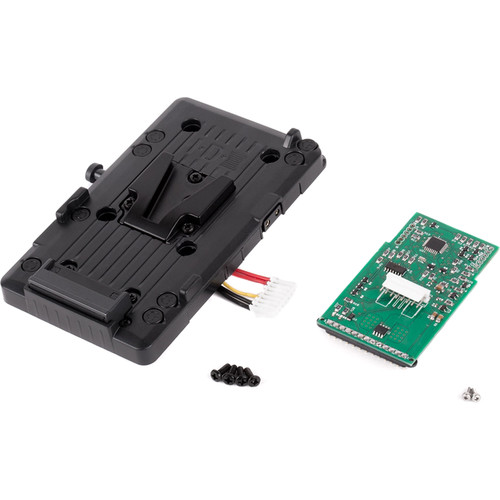 Wooden Camera V-Mount Cable-Less Module Assembly for RED Weapon, Scarlet-W & Raven (IDX)