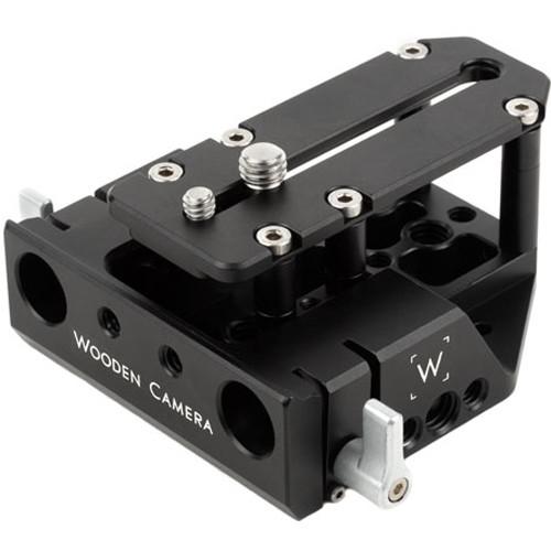 Wooden Camera Fixed Base for Sony FS5 Camera