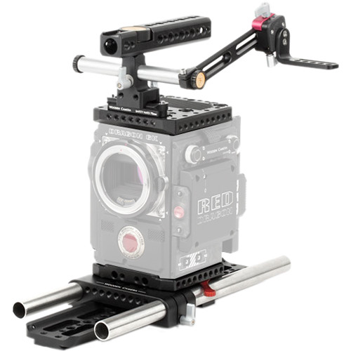 Wooden Camera RED Weapon/Raven Pro Accessory Kit (19mm Studio)