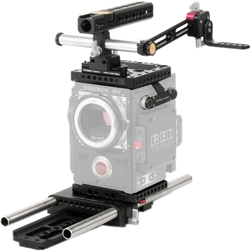 Wooden Camera RED Weapon/Raven Pro Accessory Kit (15mm Studio)