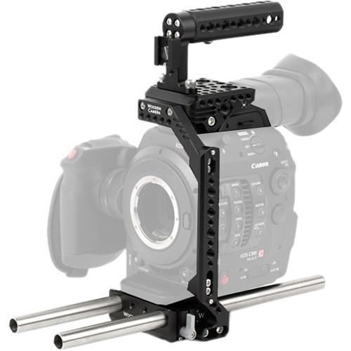 Wooden Camera Canon C300 Mark II Basic Accessory Kit