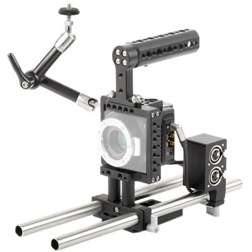 Wooden Camera Blackmagic Micro Cinema Camera Accessory Kit (Base)