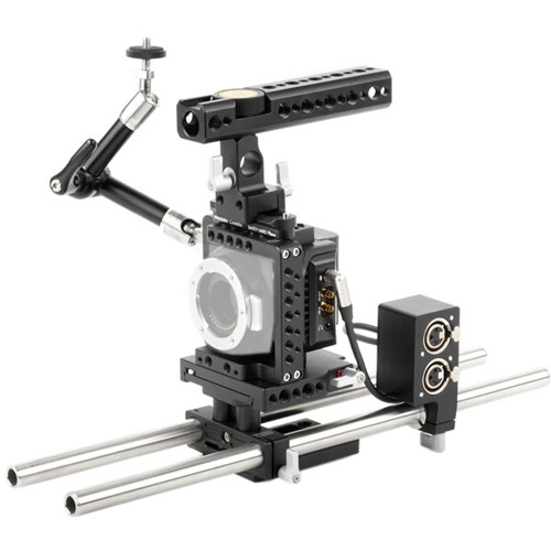 Wooden Camera Blackmagic Micro Camera Accessory Kit (Advanced)