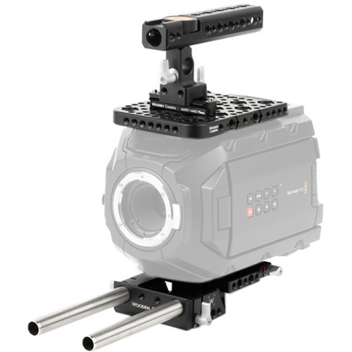 Wooden Camera Blackmagic URSA Mini Accessory Kit (Advanced)
