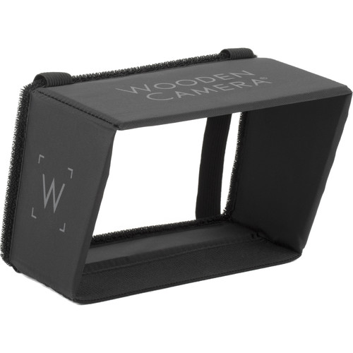 "Wooden Camera LCD Sun Shade (6 to 7"")"
