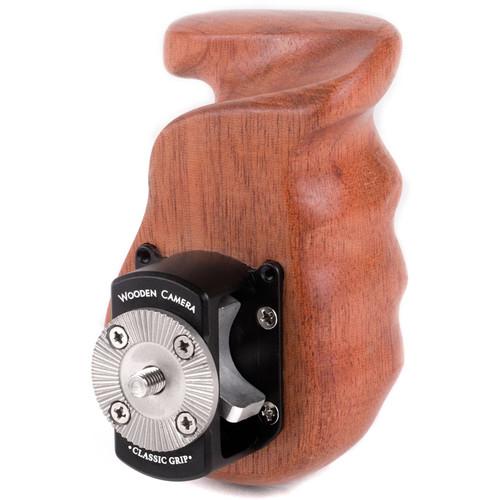 Wooden Camera Handgrip (Left)