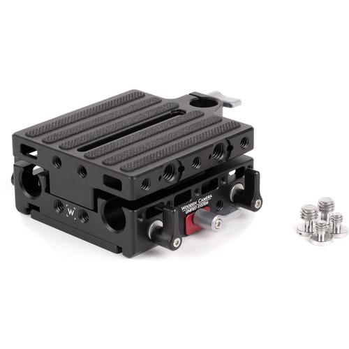 Wooden Camera Unified Baseplate for FS5, EVA-1, VariCam LT, VariCam 35