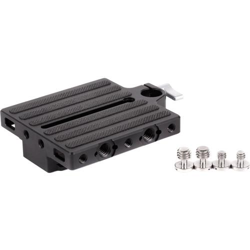 Wooden Camera Unified Baseplate Camera Dovetail Plate for FS5, VariCam LT, VariCam 35