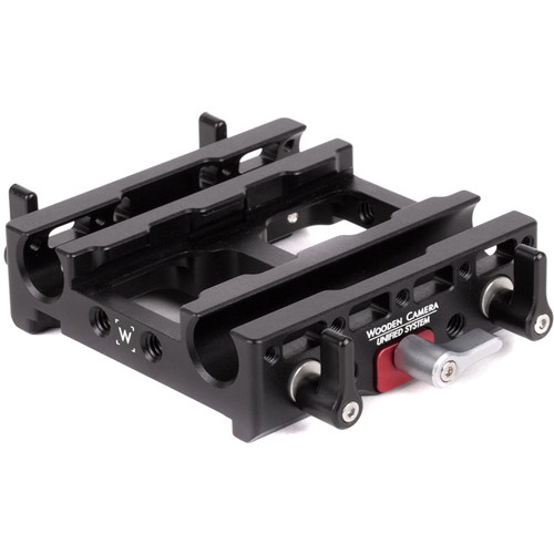 Wooden Camera Unified Baseplate Core Unit (No Dovetails)