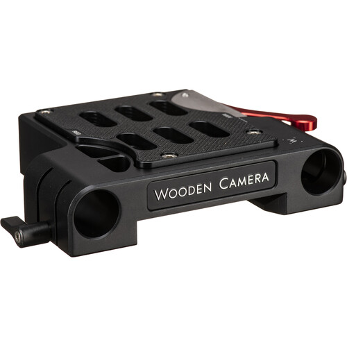 Wooden Camera Unified Bridgeplate (19mm)