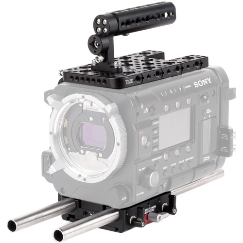 Wooden Camera Sony F55/F5 Unified Accessory Kit (Base)