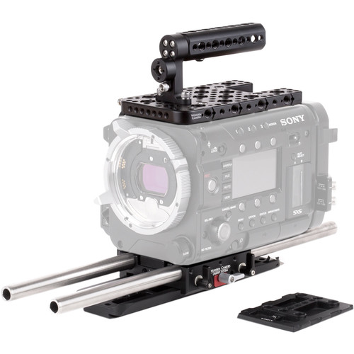 Wooden Camera Sony F55/F5 Unified Accessory Kit (Advanced)