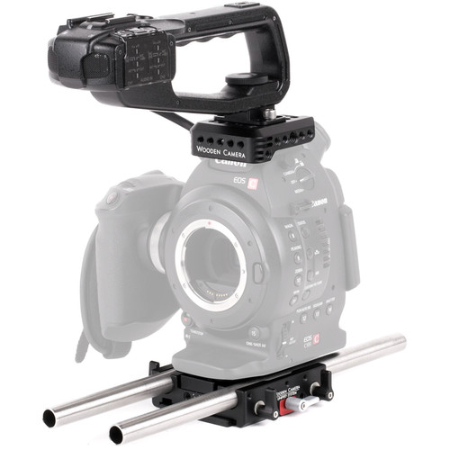 Wooden Camera Canon C100 Unified Accessory Kit (Base)