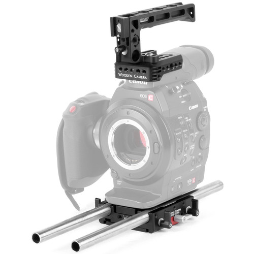 Wooden Camera Canon C300 Unified Accessory Kit (Base)