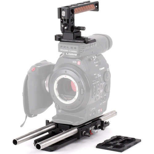Wooden Camera Canon C300 Unified Accessory Kit (Advanced)