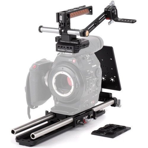 Wooden Camera Canon C300 Unified Accessory Kit (Pro)