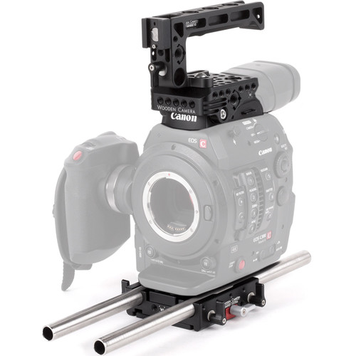 Wooden Camera Canon C300mkII Unified Accessory Kit (Base)