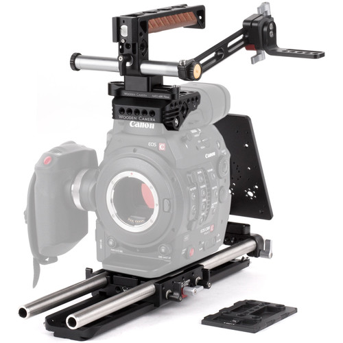 Wooden Camera Canon C300mkII Unified Accessory Kit (Pro)