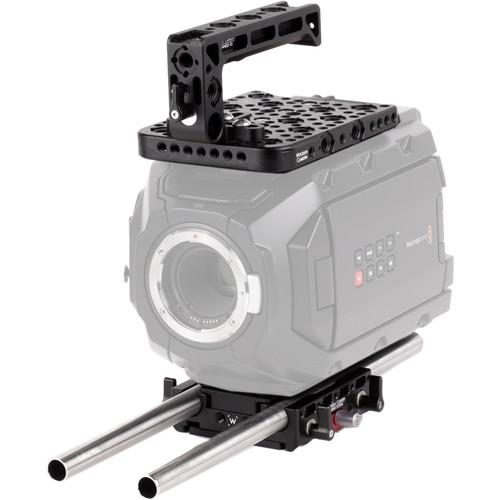Wooden Camera Blackmagic URSA Mini/Mini Pro Unified Accessory Kit (Base)