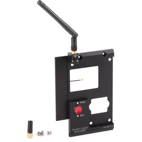 Wooden Camera Wi-Fi Side Plate for RED WEAPON/SCARLET-W/RAVEN