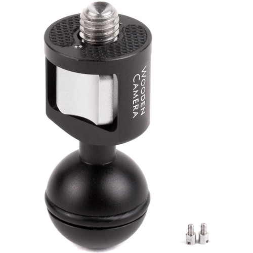 "Wooden Camera Ultra Arm Ball with 3/8""-16 Screw Knob"