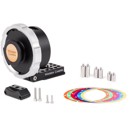 Wooden Camera PL to Sony E Mount Pro Adapter