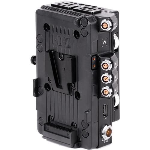 Wooden Camera D-Box for RED DSMC2 Cameras (V-Lock)