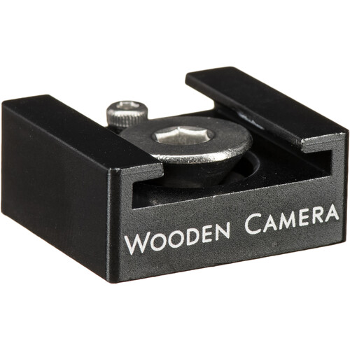"Wooden Camera 1/4""-20 Shoe Mount"