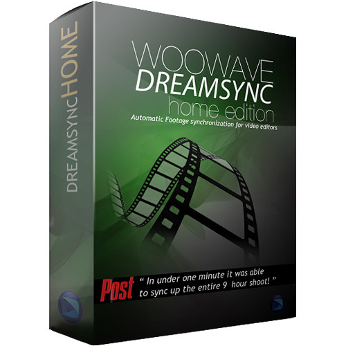 Woowave DreamSync Home Edition (Download)