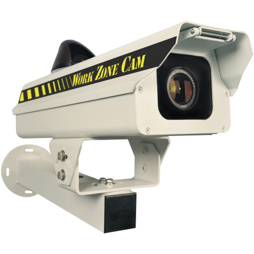 Work Zone Cam WZ1800S 18MP SLR Wireless Camera