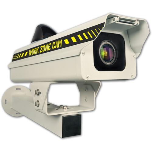 Work Zone Cam WZ24PRO 24MP Professional Cellular Network Camera