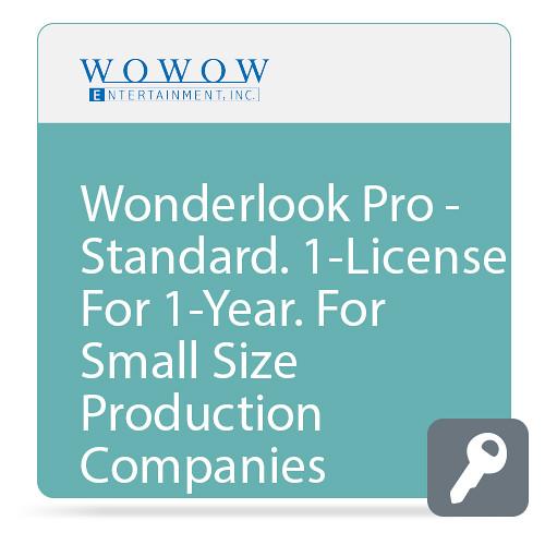 WOWOW Entertainment WonderLook Pro (1-Year Standard License, Download)