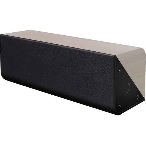 Wren Sound Systems V3USP Portable Wireless Speaker (Anigre and Black)