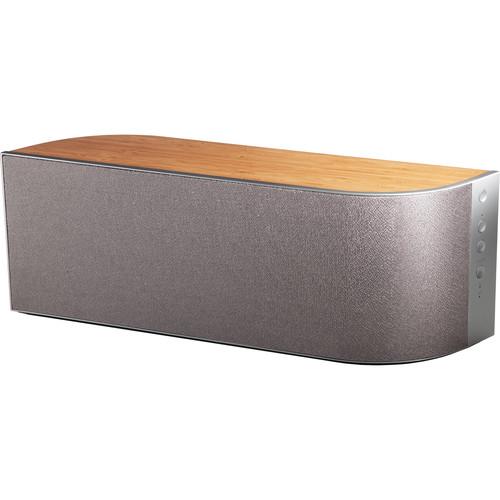 Wren Sound Systems V5BT12 Bluetooth Speaker (Bamboo)