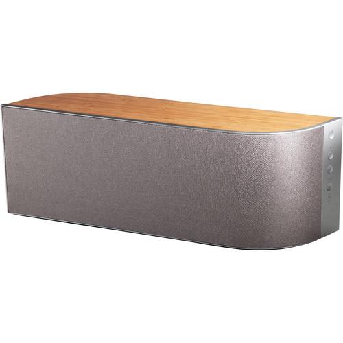 Wren Sound Systems V5PF12 Play-Fi Speaker (Bamboo)