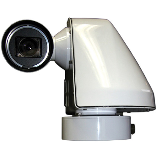 WTI SW720-H.264-SD-ENG Sidewinder 540TVL Outdoor IP Camera with Electric Brakes (NTSC)