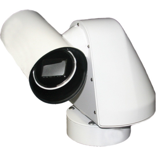 WTI SW720A Sidewinder Series Standard Definition PTZ Color Camera with 18-Pin Circular MS-Style Connector (NTSC)