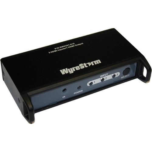 WyreStorm Express 3 x 1 HDMI Switcher