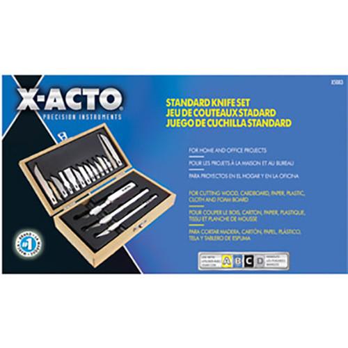 X-Acto X5083 Standard Knife Set