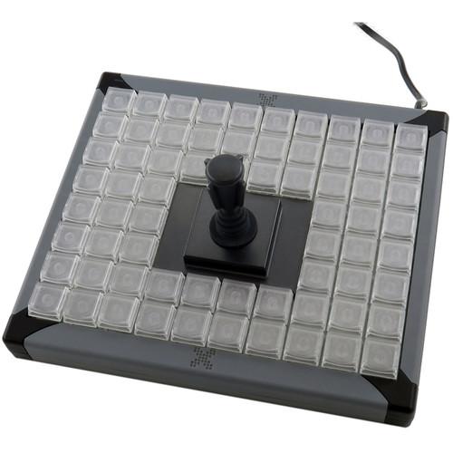 X-keys XK-68+Joystick