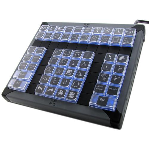 X-keys XK-60 KVM Keypad
