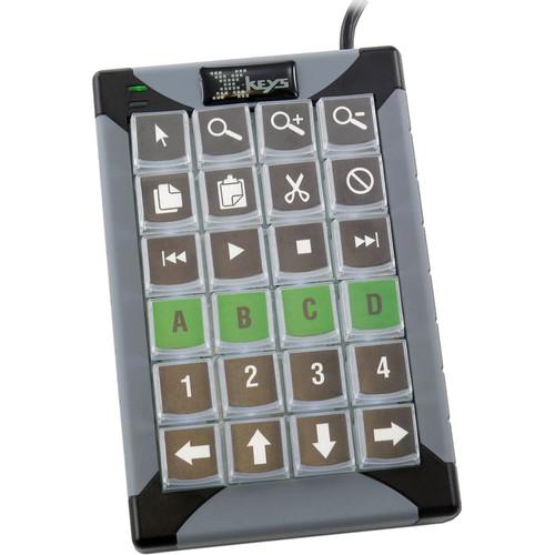 X-keys XK-24 Special Edition Programmable Keypad