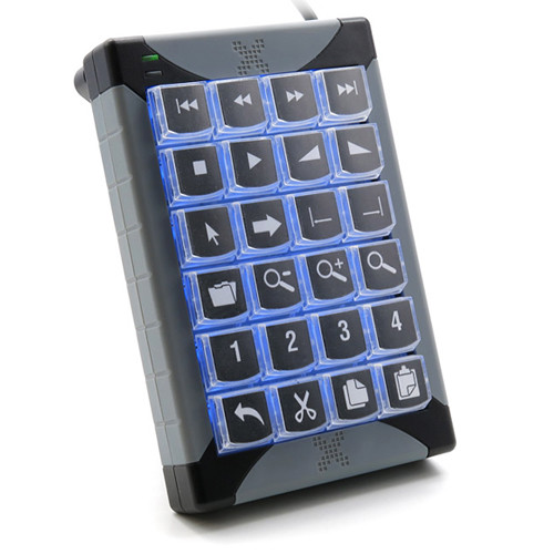X-keys XK-24 Key Virtual COM Keypad