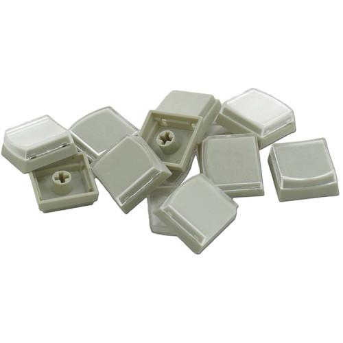 X-keys Beige Keycaps (Pack of 10)