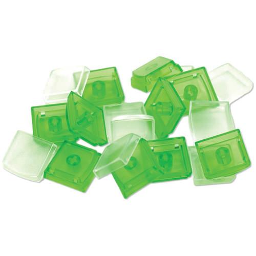 X-keys Green Keycaps (Pack of 10)