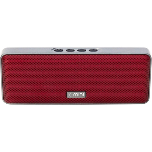 X-mini XOUNDBAR Portable Wireless Speaker (Crimson Red)