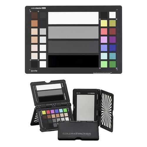 X-Rite ColorChecker Video and ColorChecker Passport Video Kit