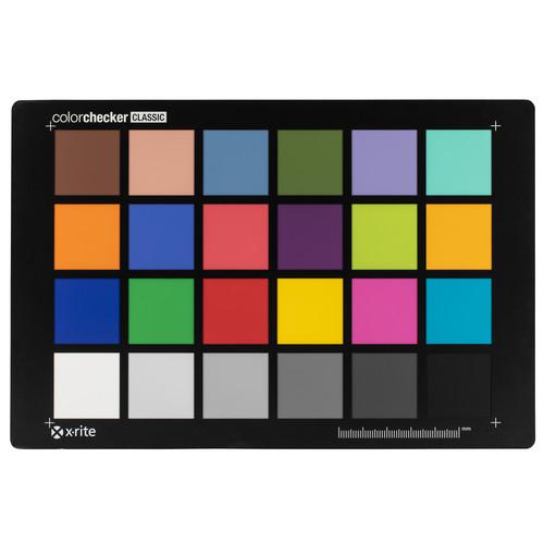 X-Rite ColorChecker Classic MEGA